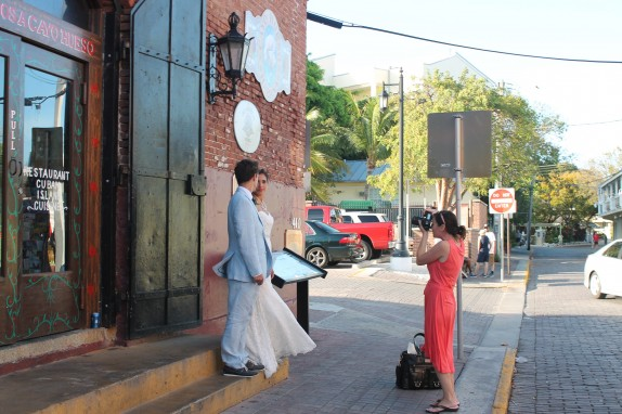 What happens in KW stays in KW unless it ends with engagement photos