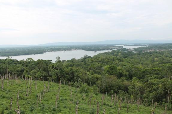Rio Dulce Valley.