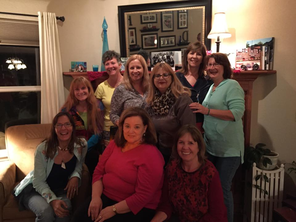 Awesome Book Club Friends!