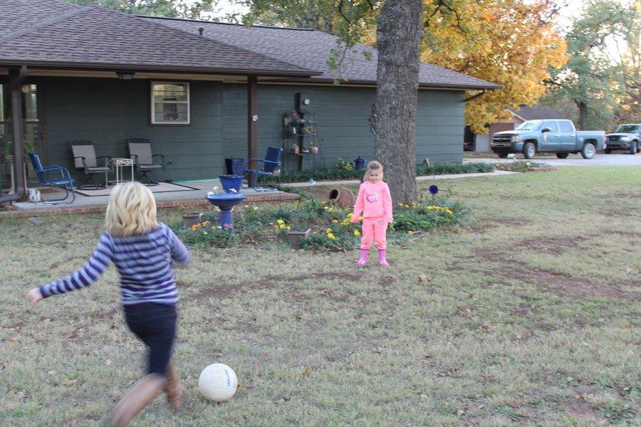 Yard Soccer