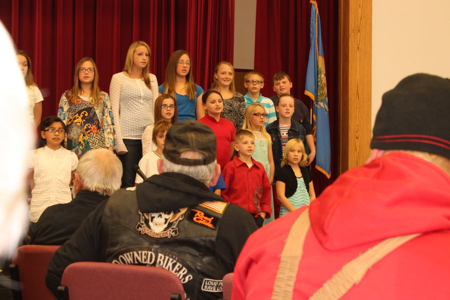 Sweetwater School Veterans Program