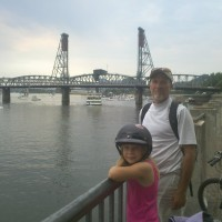 Downtown Portland Riverfront Park