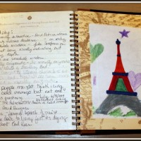 Very Last Page Of My Journal